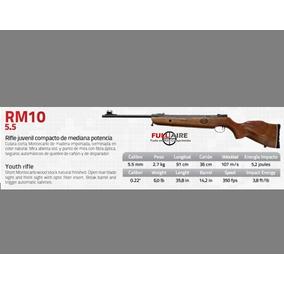 Rifle Diabolos De Aire Rm-10 Calibre 5.5 Mendoza + Extras