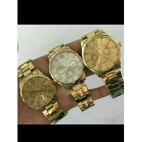 Kit 10 Relógios+caixa Da Marca Atacado Revenda Exclusivo.