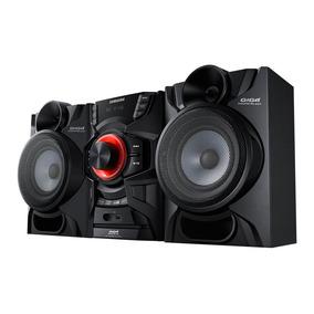 Minicomponente Bluetooth Samsung Mx-h630 230w Rms Giga Sound