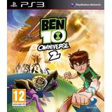 Ben 10 Omniverse 2 Ps3 - Cd World