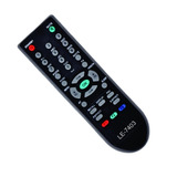 Controle Remoto Tv Philco Tela Plana Ph-14e / 21mss / 29mss