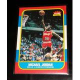 Michael Jordan Tarjeta Reprint Novato Chicago Bulls Mint