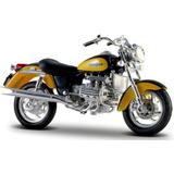 Moto Honda F6c Maisto Colección Metal Wheeler 1:18 Mrtoy