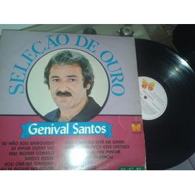 Lp Genival Santos - Seleção De Ouro