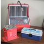 Maquina De Limpieza Y Prueba De 6 Inyectores. Cnc-602a