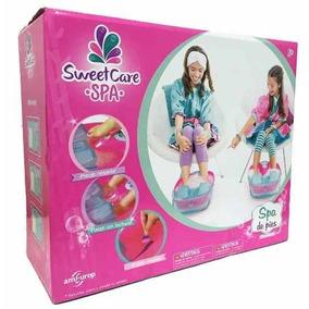 Sweet Care Spa De Pies Con Música Pedicura Original