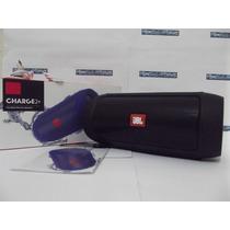 Caixa De Som Bluetooth 3.0 Charge 2+ 15w Rms Super Potente