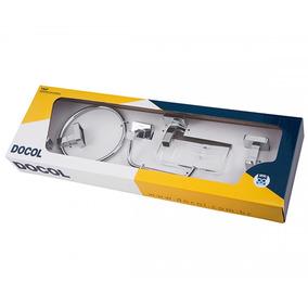 Kit Acessorios Trip Cromado 5 Pecas 00765606