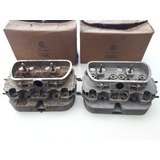Cabeçote Motor Fusca 1300 Alcool Original Vw 0401013733 Par