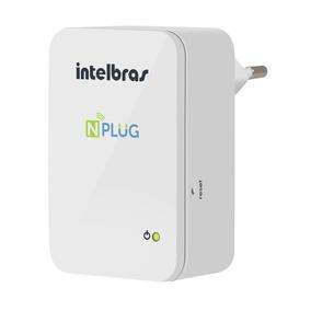 Repetidor De Sinal Wireless Intelbras Nplug