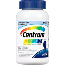 Centrum Hombres De Multivitaminas / Multiminerales Suplemen