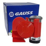Buzina A Ar Gauss Gb1074 Compacta Eletropneumática 12v