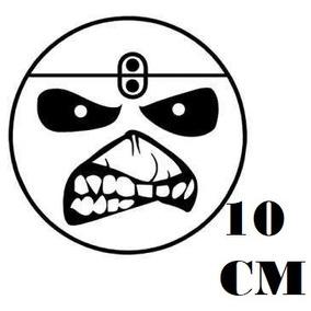 Adesivo Banda Eddie Iron Maiden Heavy Metal C/ Frete Grátis