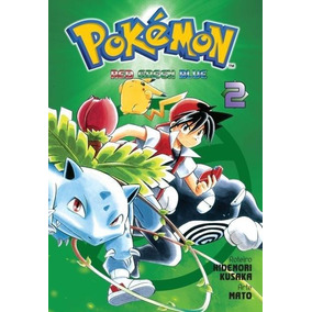 Pokémon - Red Green Blue - Vol. 2
