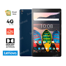 Lenovo P8 Tablet 8 3gb Ram 16gb Android 6 Snapdragon 625