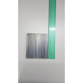 Disipador Aluminio Grande - Leds - Peltier - 100w