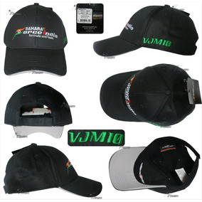 Gorra Sahara Force India F1 Genuina Sergio Perez Linea 2017