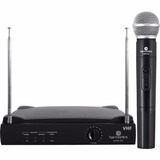 Microfone Sem Fio Vhf Wpm-201 Preto Harmonics