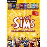 [pc] Los Sims - La Familia Al Completo - Físico Dvd Envios
