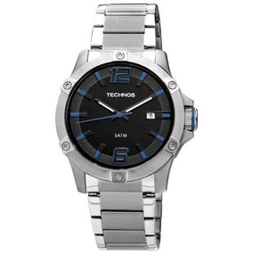 Relogio Technos Digital Aco Inox Masculino - Relógios De Pulso no ... dfa74411a2