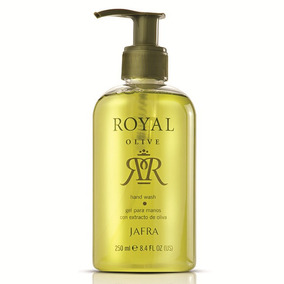Gel Para Manos - Royal Olive By Jafra