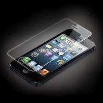 Mica Delantera Cristal Templado Glass Iphone 5, 5s!