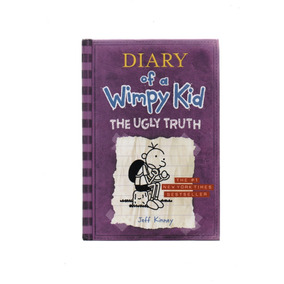 Coleccion de 8 libros the diary of a wimpy kid en mercado libre mxico jeff kinney diary of a wimpy kid the ugly truth solutioingenieria Images