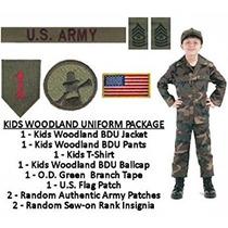 Disfraz Para Niño Los Niños De Bosques De Vestuario Uniform