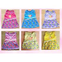 Vestido De Niña 6 A 36 Meses,conjunto,medias,leggins,top