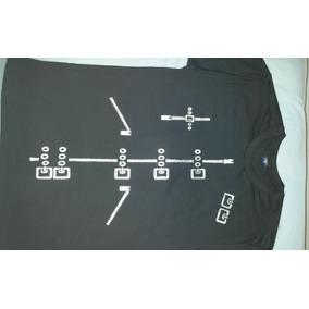 Camiseta Michael Jackson Bad - Tipo Jaqueta - Lana Camisetas