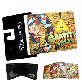 Gravity Falls Cartera Envio Gratis Billetera Bill Pato Waddl