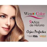 Pigmento Cejas Semipermanente 3 Generación Wencolor