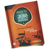 Estampas Road To Rusia 2018 Panini 100% Originales