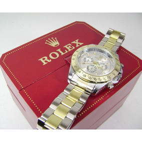 R O L E X . Reloj Mod. Daytona Acero Hermoso Copb6