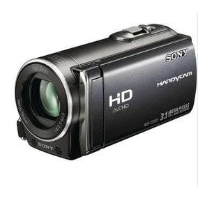 Filmadora Sony Hdr Hd 1080p 3.2mpx Lente Aleman Carl Zeiss
