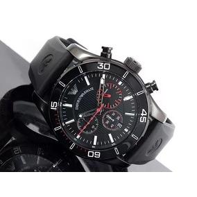 a1eef0e8653 Relógio Emporio Armani Preto Ar5948 Super Leilão - Relógios De Pulso ...