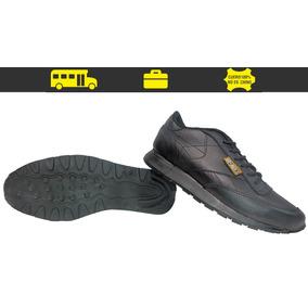 Zapatos Deportivos Escolar Goma Hombres Mujeres Niños Cuero