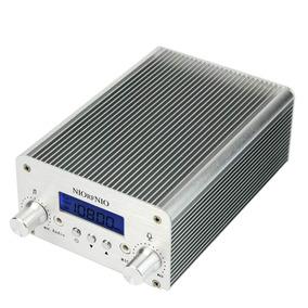 5/15w Pll Fm Transmisor Estéreo Inalámbrica Emisora De Radi