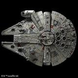 Bandai Star Wars 1/72 Millennium Falcon Halcon Milenario