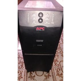 Nobreak Apc Smart Ups2200 - No Estado