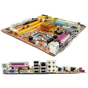 Placa Mãe Itautec St4262 775 Ddr2 At 8gb Memória Core 2 Quad
