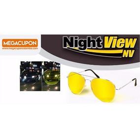 Gafas Hd Vision Nocturna Aviator Alta Tecnologia Livianos