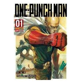 Mangá One-punch Man - Vol. 01 Panini! Promoção!frete Barato!