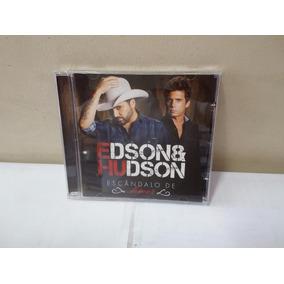 Cd Edson & Hudson Escândalo De Amor 2015 Frete 12,00