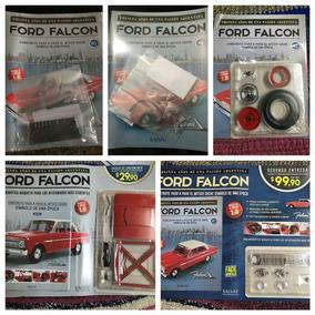 Falcon Para Armar Fasiculos Del 1 Al 52