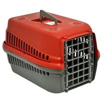 Caixa De Transporte Cães Ou Gatos N. 1 - 4 Cores Disponíveis