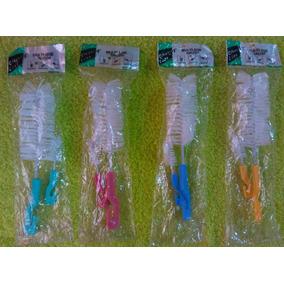 Cepillo Lava Tetero Set 2