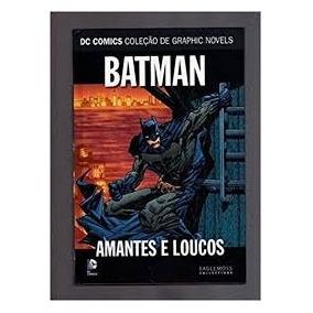 Hq Dc Comics - Batman - Amantes E Loucos Ed. 51 Promoção