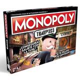Juego De Mesa Monopoly Edición Para Tramposos E1871 Hasbro