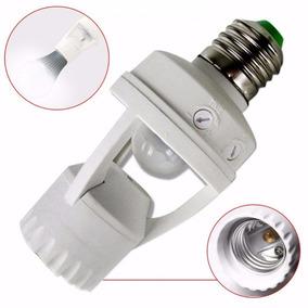 Adaptador Sensor De Presença Para Lâmpada Led Soquete E27